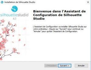 Installer Silhouette Studio