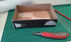Fabriquer un vide poche avec des matériaux recyclés