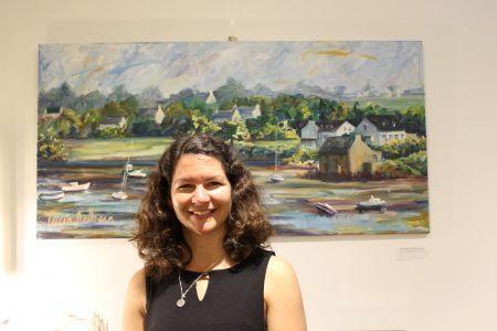 Lucia Delbene, artiste peintre