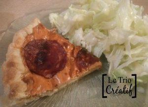 recette de la Tarte à la Raclette