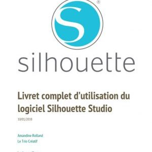 Livret de formation Silhouette Studio