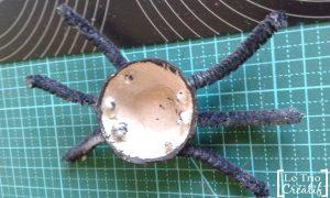 Araignées pour décorer Halloween