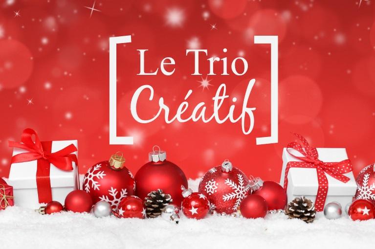 les prochaines dates du trio créatif