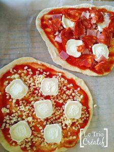 garniture pizza maison