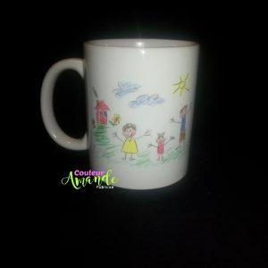 Atelier création de mug personnalisé