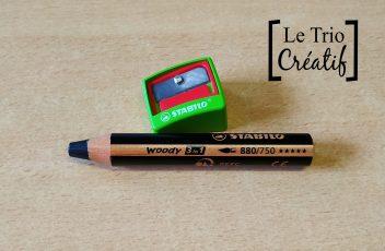 test et avis crayons woody