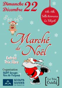 marché de Noël du Folgoët
