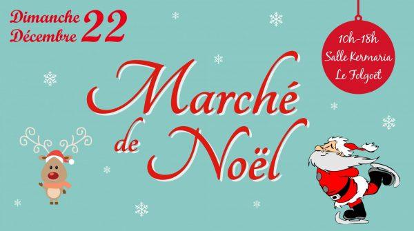 marché de Noël Folgoët